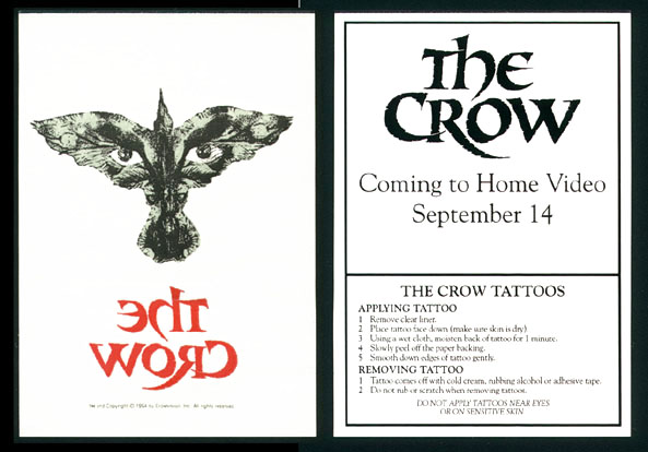 Here is the photo of the crow tattoo bigger: