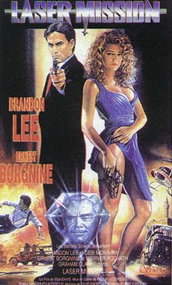 Laser Mission (1990) (Brandon Lee) preview 0